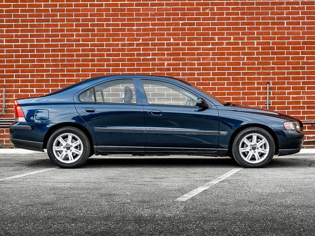 2003 Volvo S60 MANUAL 2.4L Burbank, CA 6
