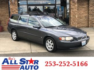 2003 Volvo V70 2.5T AWD in Puyallup Washington, 98371