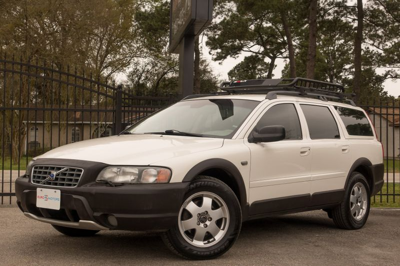 2003 Volvo V70 25L Turbo XC70   Texas  EURO 2 MOTORS  in , Texas
