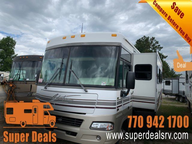 2003 Winnebago Adventurer WFG33V