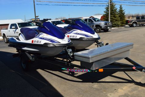 2003 Yamaha WaveRunner FX140 PACKAGE  in Alexandria, Minnesota