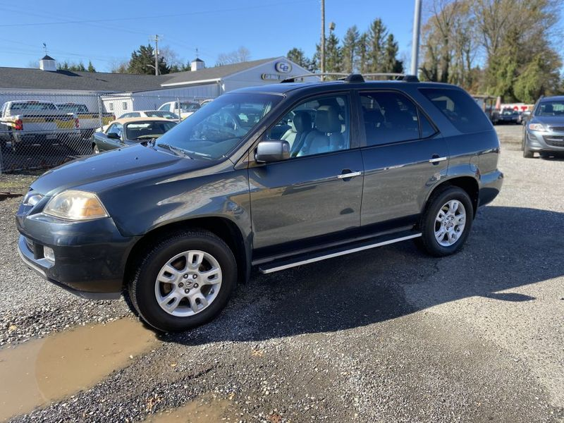 2004 Acura MDX Touring Pkg  city MD  South County Public Auto Auction  in Harwood, MD