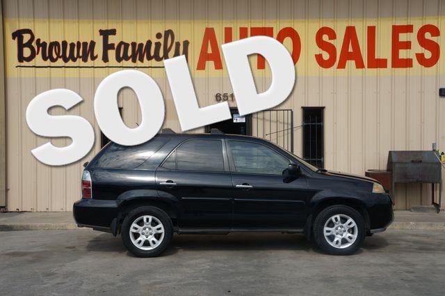 2004 Acura MDX Touring Pkg | Houston, TX | Brown Family Auto Sales in Houston TX