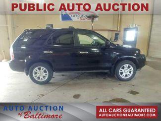 2004 Acura MDX Touring Pkg w/Navigation | JOPPA, MD | Auto Auction of Baltimore  in Joppa MD