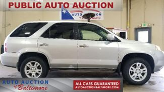 2004 Acura MDX    JOPPA, MD   Auto Auction of Baltimore  in Joppa MD