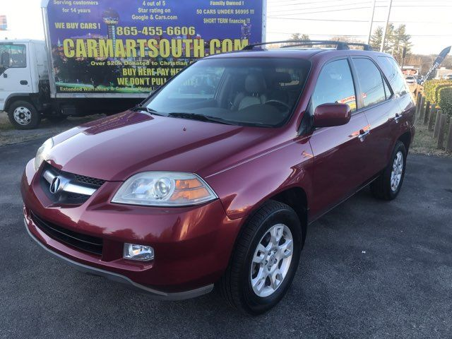 2004 Acura MDX Touring Knoxville, Tennessee 4