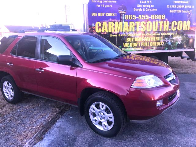 2004 Acura MDX Touring Knoxville, Tennessee