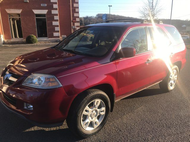 2004 Acura MDX Touring Knoxville, Tennessee 5