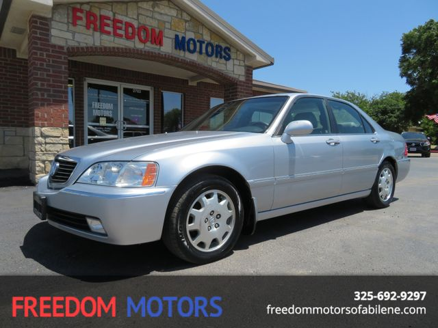 2004 Acura RL w/Navigation System | Abilene, Texas | Freedom Motors  in Abilene,Tx Texas
