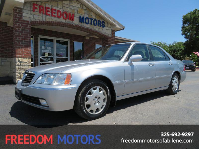 2004 Acura RL w/Navigation System | Abilene, Texas | Freedom Motors  in Abilene Texas