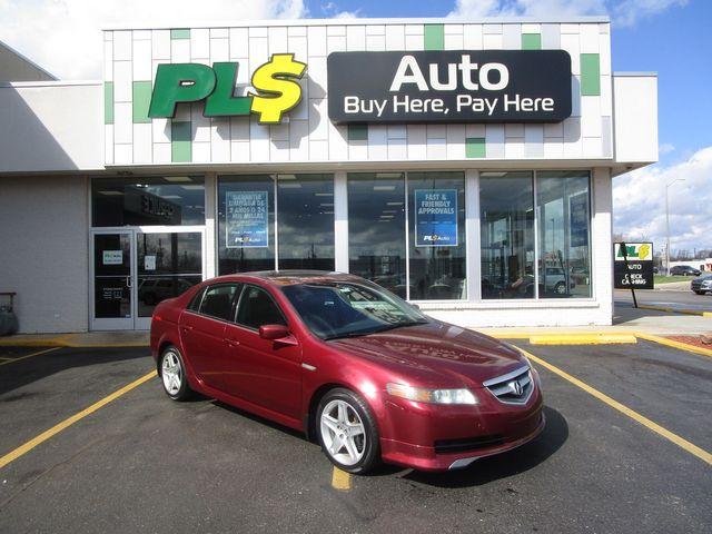 2004 Acura TL 3.2TL W/PREMIUM P