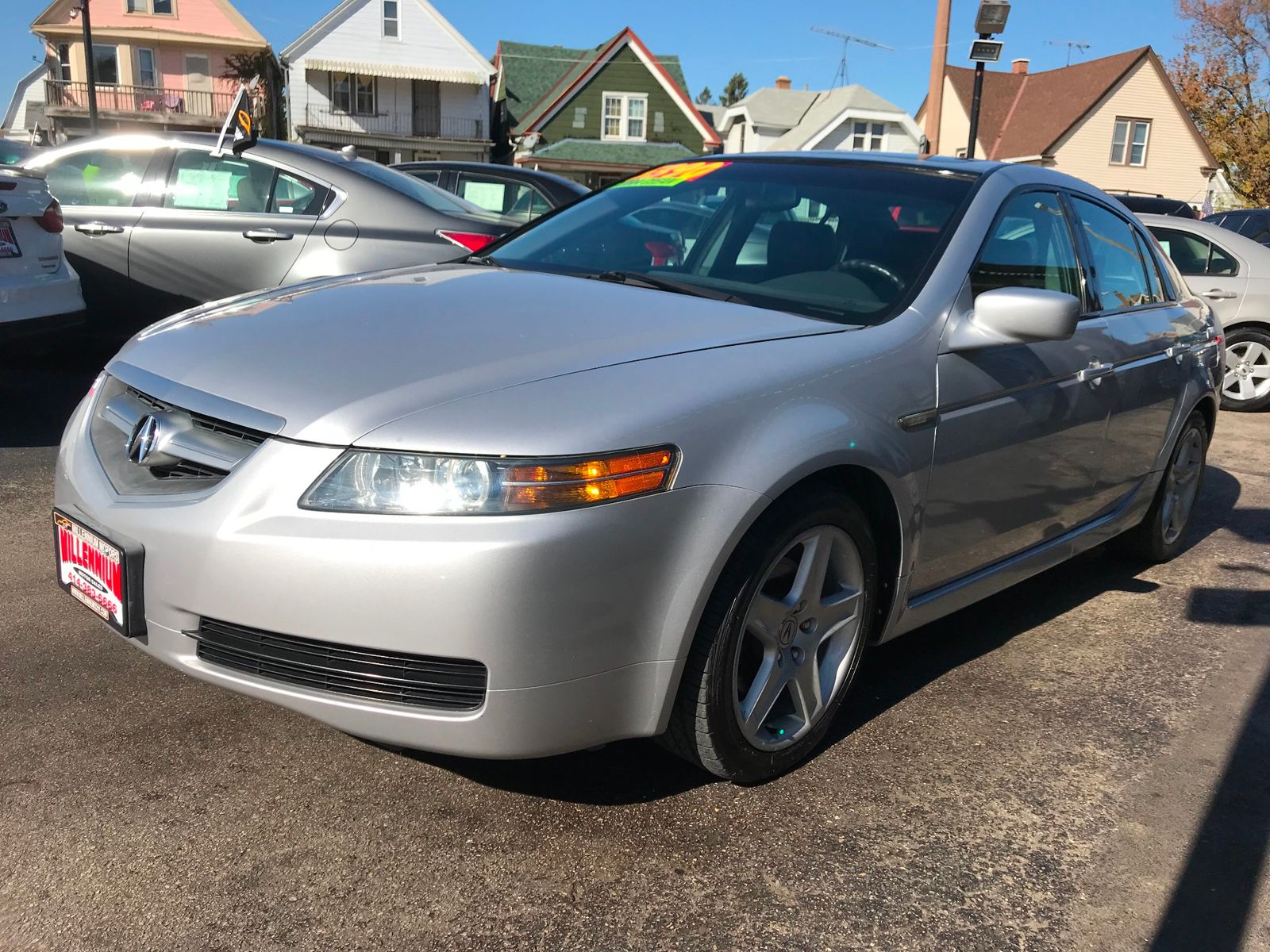 2004 Acura TL city Wisconsin Millennium Motor Sales