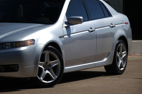 2004 Acura TL Clean Title & Carfax, Leather* Sunroof* EZ Finance | Plano, TX | Carrick's Autos in Plano, TX