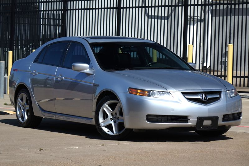 2004 Acura TL Clean Title & Carfax, Leather* Sunroof* EZ Finance | Plano, TX | Carrick's Autos in Plano TX