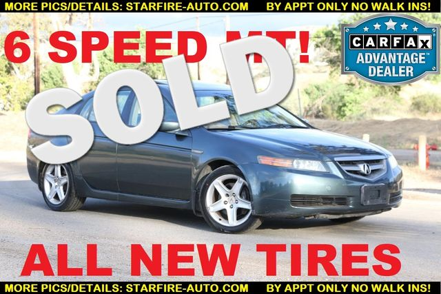 2004 Acura TL 6 SPEED MANUAL Santa Clarita, CA