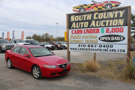 2004 Acura TSX  in Harwood, MD