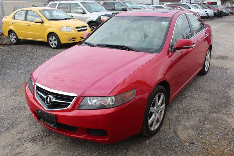 2004 Acura TSX   city MD  South County Public Auto Auction  in Harwood, MD