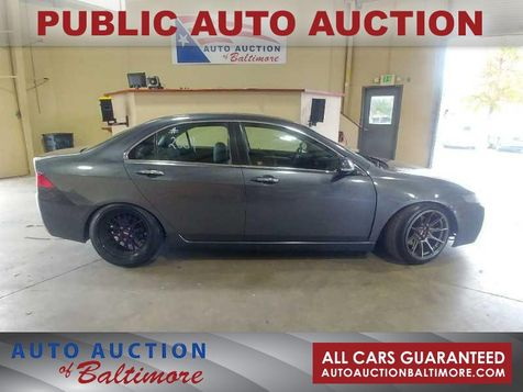 2004 Acura TSX w/Navigation | JOPPA, MD | Auto Auction of Baltimore  in JOPPA, MD