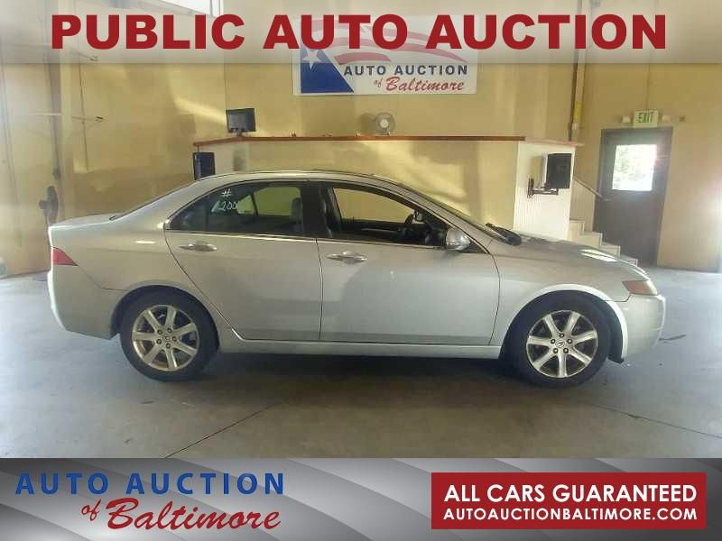 2004 Acura TSX  | JOPPA, MD | Auto Auction of Baltimore  in JOPPA MD