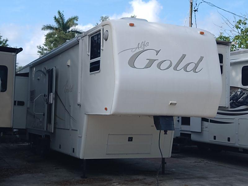 2004 Alfa (Gold) 38RLTES   city FL  Manatee RV  in Palmetto, FL