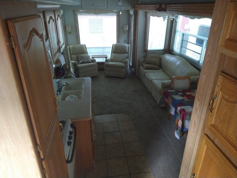2004 Alfa (Gold) 38RLTES   city FL  Manatee RV  in Palmetto, FL