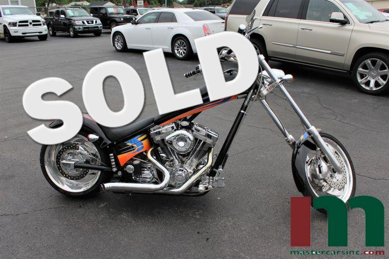 2004 American Ironhorse Texas Chopper Softail | Granite City, Illinois | MasterCars Company Inc. in Granite City Illinois