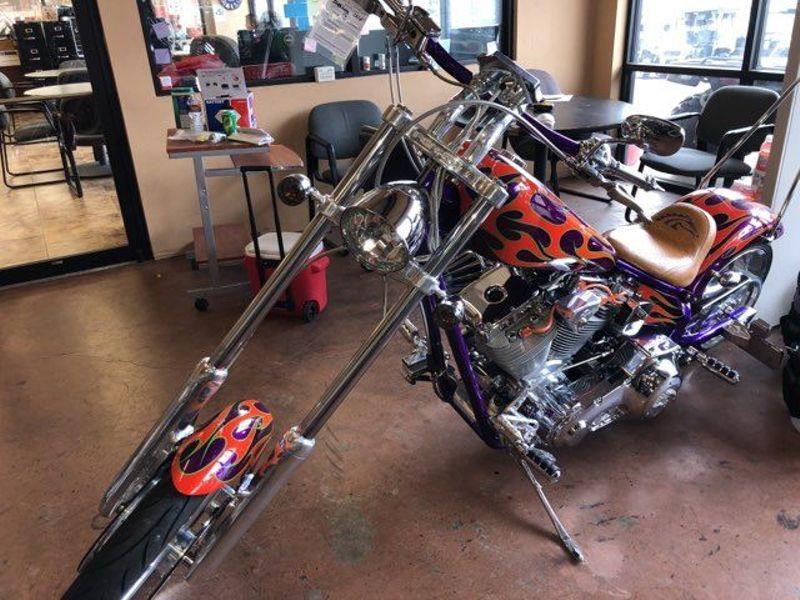 2004 American Ironhorse Texas Chopper  | Little Rock, AR | Great American Auto, LLC in Little Rock AR