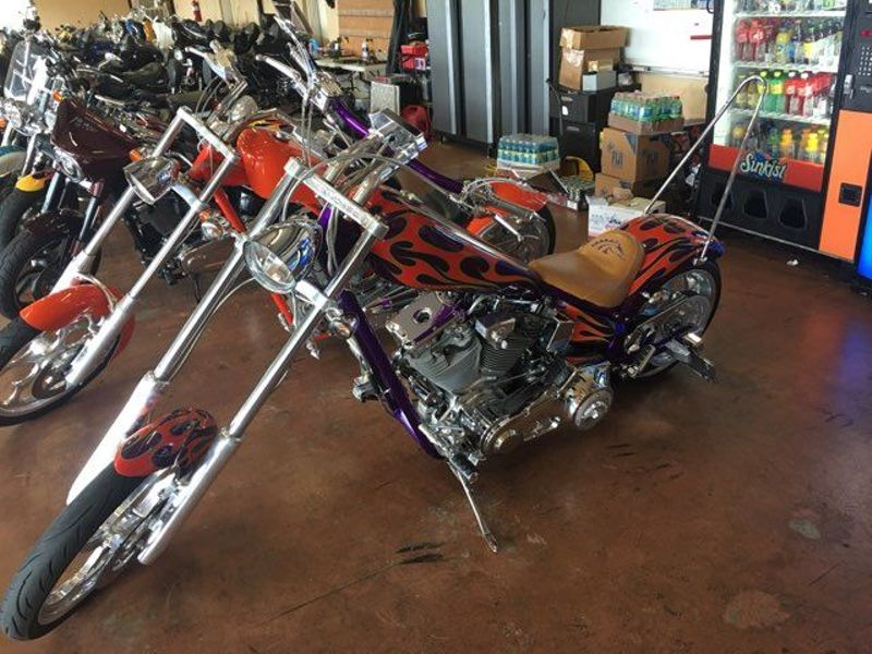 2004 American Ironhorse Texas Chopper  | Little Rock, AR | Great American Auto, LLC in Little Rock AR