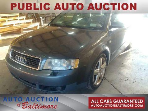 2004 Audi A4 3.0L | JOPPA, MD | Auto Auction of Baltimore  in JOPPA, MD