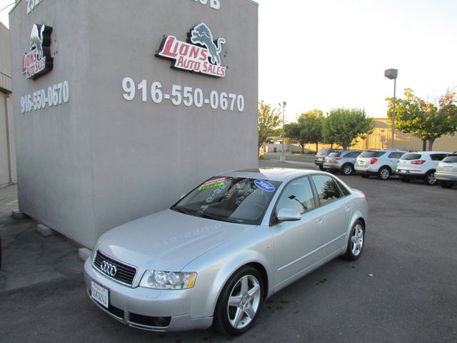 2004 Audi A4 1.8T Clean , Low Miles 85K in Sacramento CA, 95825