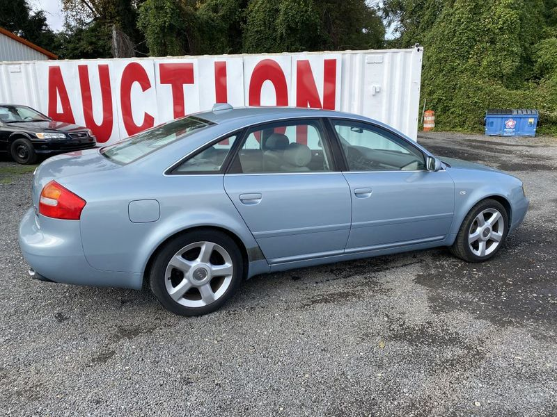 2004 Audi A6 27T  city MD  South County Public Auto Auction  in Harwood, MD