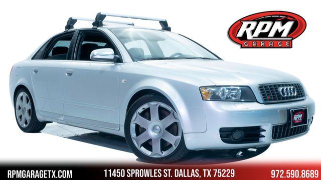 2004 Audi S4 Rare 6speed in Dallas, TX 75229