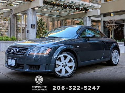 2004 Audi TT  Quattro 3.2 V6 250HP DSG6 43,000 Miles Local 2 Owner History Heated Seats Navigation Bose RARE! in Seattle