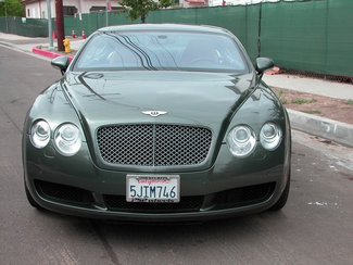 2004 Bentley Continental GT Super Clean  city California  Auto Fitness Class Benz  in , California