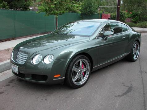 2004 Bentley Continental GT, Super Clean! in , California