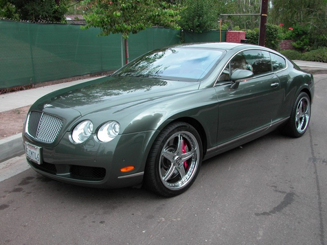 2004 Bentley Continental GT, Super Clean! in , California