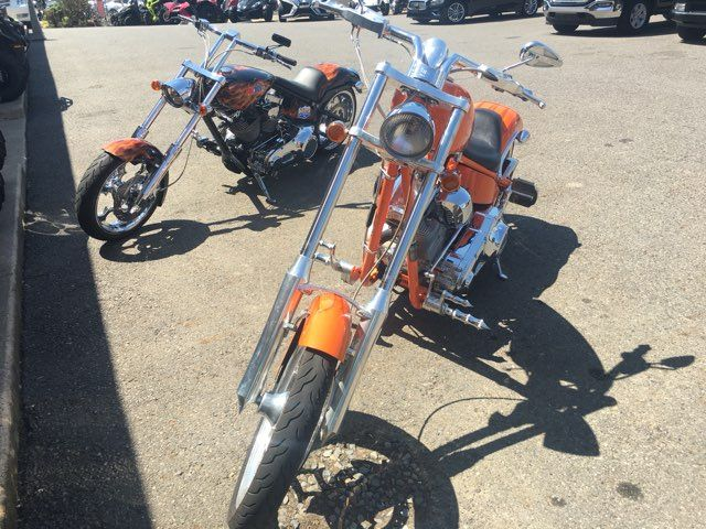 2004 Big Dog Chopper  - John Gibson Auto Sales Hot Springs in Hot Springs Arkansas