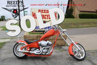 2004 Big Dog Ridgeback  | Hurst, Texas | Reed's Motorcycles in Hurst Texas