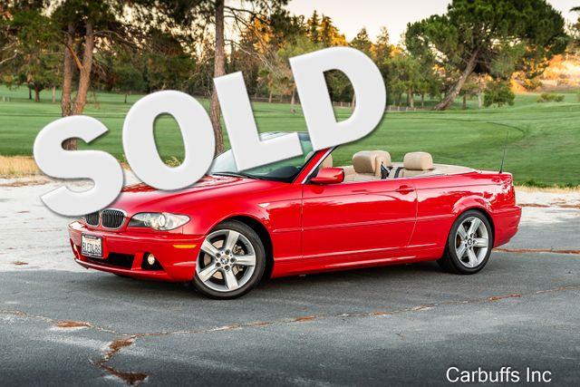 2004 BMW 325Ci Convertible | Concord, CA | Carbuffs in Concord
