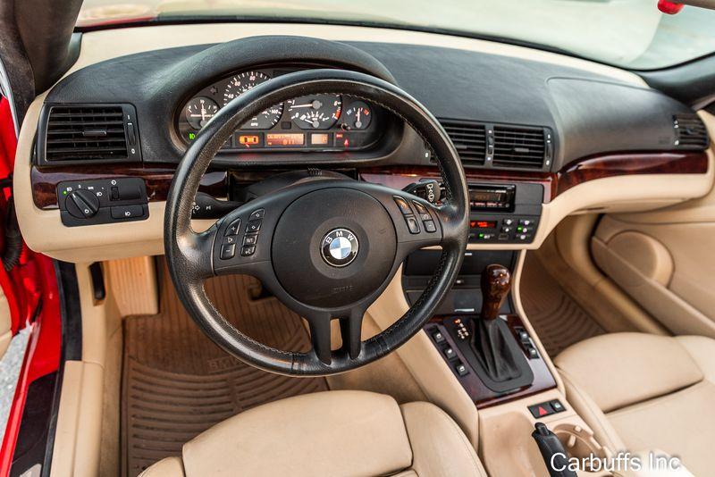 2004 BMW 325Ci Convertible   Concord, CA   Carbuffs in Concord, CA