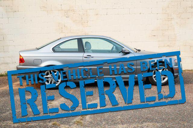 2004 BMW 325Ci Luxury Coupe w/Premium Pkg, Heated Seats, Moonroof and Hi-Fi Audio System