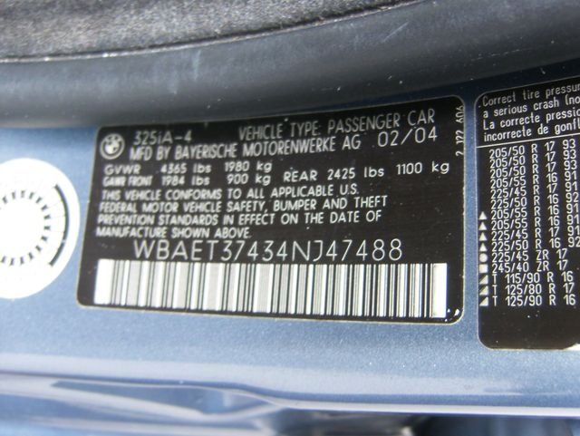 2004 BMW 325i West Chester, PA 22