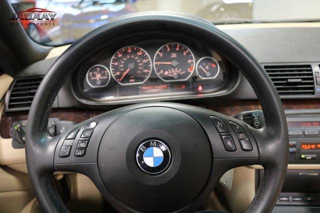 2004 BMW 330Ci Merrillville, Indiana 17
