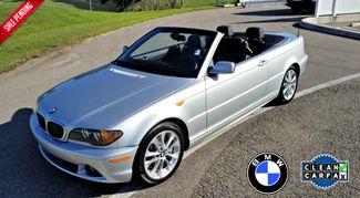 2004 BMW 330Ci CI CONVERTIBLE CLEAN CARFAX LOW MILES | Palmetto, FL | EA Motorsports in Palmetto FL
