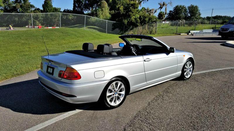 2004 BMW 330Ci CI CONVERTIBLE CLEAN CARFAX LOW MILES | Palmetto, FL | EA Motorsports in Palmetto, FL