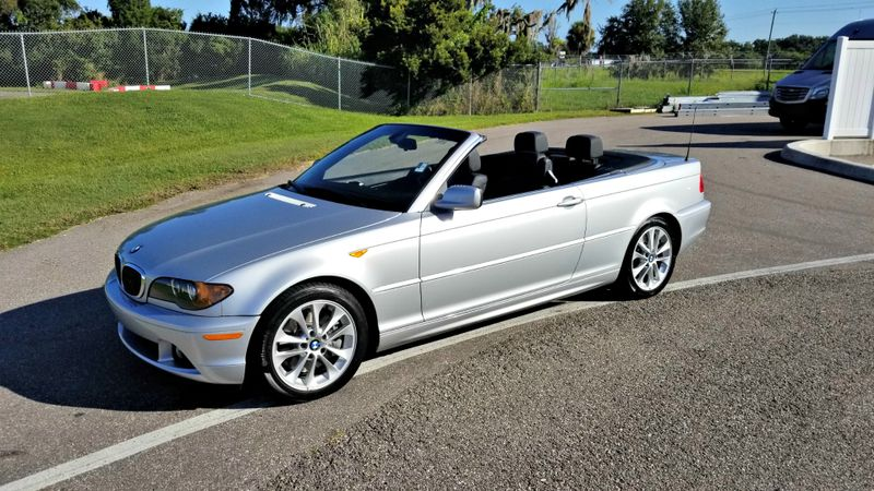 2004 BMW 330Ci CI CONVERTIBLE CLEAN CARFAX LOW MILES   Palmetto, FL   EA Motorsports in Palmetto, FL