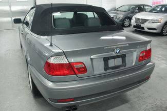 2004 BMW 330Cic Convertible Kensington, Maryland 10