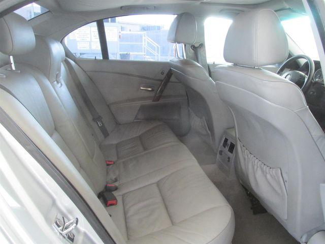 2004 BMW 525i Gardena, California 12