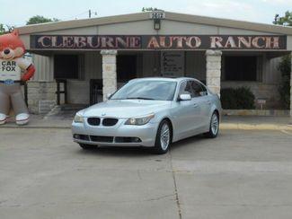 2004 BMW 530i 530i Cleburne, Texas 1