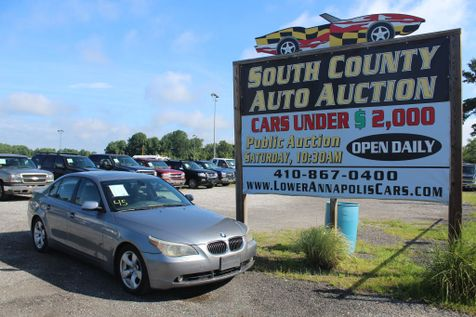 2004 BMW 545i 545iA in Harwood, MD